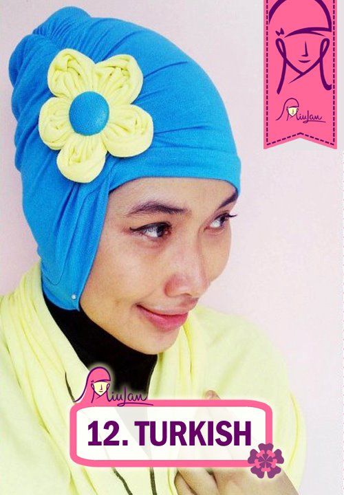 FLoo Turban Turkish